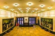 Staroměstská radnice - Brožíkův sál.