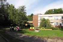 Gerontologické centrum v Kobylisích.