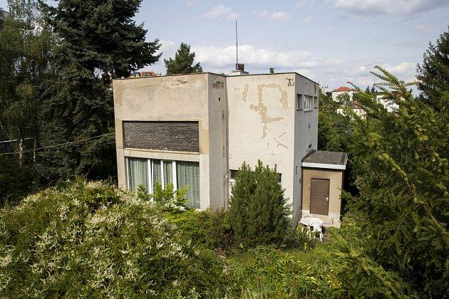 Vila redaktora Karla Jíšeho.