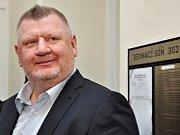 Lobbista Ivo Rittig u Městského soudu v Praze.