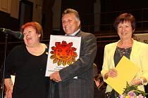 Exkluzivní koncert pro Slunce ve smetanově síni Obecního domu v Praze. Foto: Martin Nič