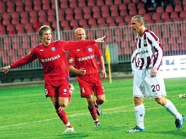 Obránce Sparty Zdeněk Pospěch ví, že proti moskevskému Spartaku budou muset hřáči podat lepší výkon než v Brně.