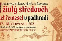 Hrad Zlenice čeká jubilejní desátý ročník přehlídky středověkých řemesel.