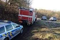 Mrtvá žena byla nalezena v nepřístupném skalnatém terénu v Divoké Šárce.