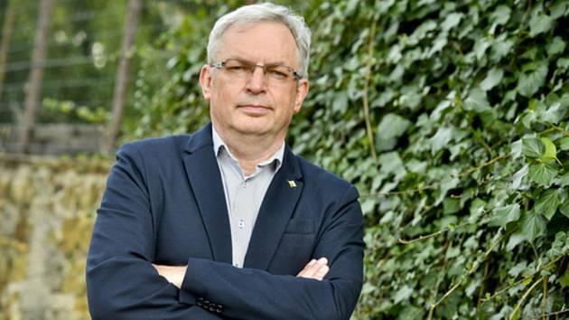 Scenárista David Smoljak