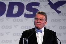 Je to úspěch, hodnotil výsledek voleb pro ODS bývalý primátor Prahy Bohuslav Svoboda.
