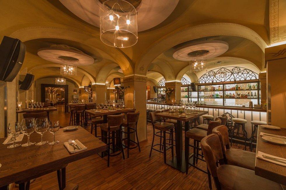 Restaurace Hergetova cihelna.