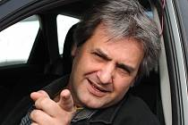 Slávek Boura Taxikář