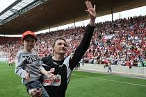 """""""Minulou sezonu nemůžeme překonat. Jen se jí vyrovnat,"""" říká gólman sešívaných Martin Vaniak."""