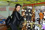 Hračky pro své tři pejsky u Super zoo  vybírala Marta Jandová.