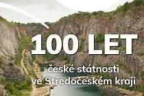 100 let české státnosti ve Středočeském kraji.