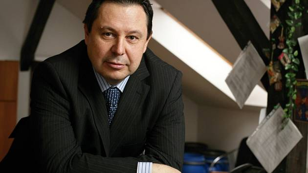 Evžen Korec, generální ředitel a předseda představenstva společnosti Ekospol.