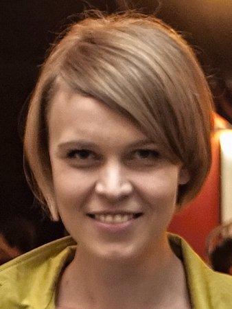 Radka Urbancová, která stojí za projektem Cinema Cuisine vPraze.