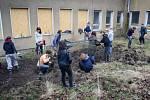 Autonomní sociální centrum Klinika má za sebou první rok fungování  v legálně propůjčené budově na pražském Žižkově.