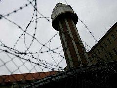 Vazební věznice v Ruzyni. Ilustrační foto.