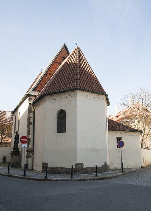 Kostel sv. Jana na Prádle