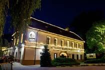Hotel Selský dvůr v Hostivaři.