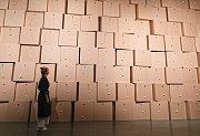Generální zkouška SIGNAL festivalu - instalace Karlín. HAUCH Gallery.