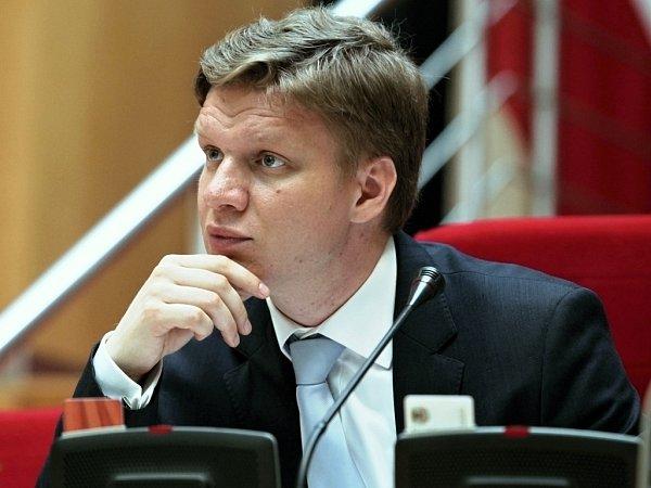 Pražský primátor Tomáš Hudeček.