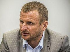 Majoritní vlastník slovensko-české investiční skupiny Arca Pavol Krúpa.