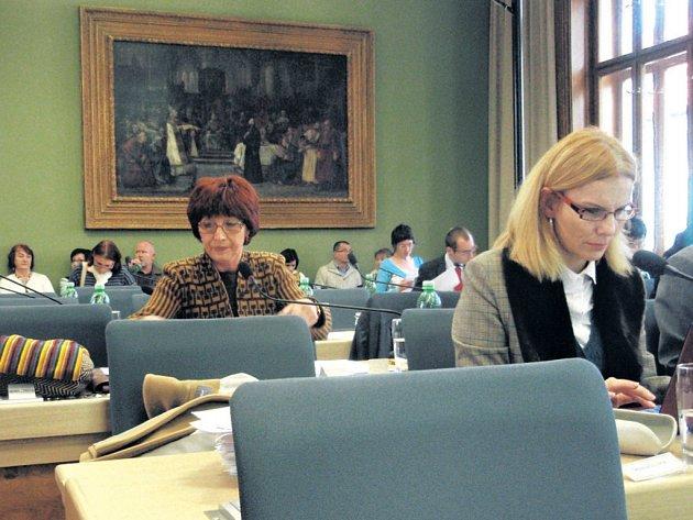 Zasedání zastupitelstva Prahy 3 bylo tentokrát i za účasti veřejnosti. Své názory prezentovali jak politici, tak rodiče, kteří mají obavy ze zrušení mateřinky Buková.