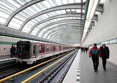 Metro A. Ilustrační foto.