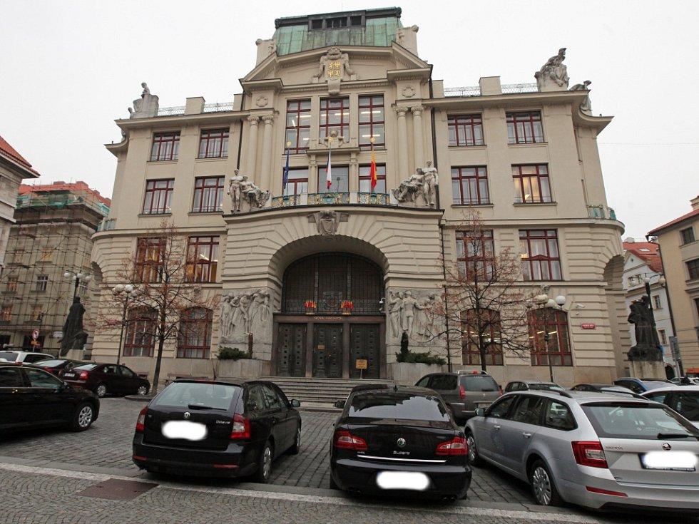 Magistrát hl. města Prahy.