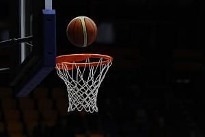 Basketball. Ilustrační foto.