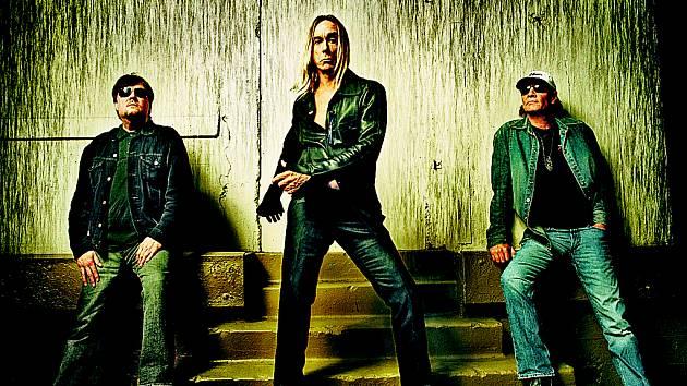 NESPOUTANÝ ŽIVEL. Velký rockový inspirátor přijede s legendárními parťáky The Stooges.