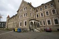 Bývalý klášter benediktinek na pražském Smíchově