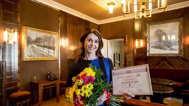 Finále krajského kola soutěže Žena regionu proběhlo 12. září v Praze. Vítězkou se stala Gabriela Křivánková.