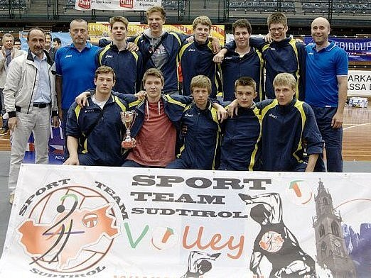 Kadeti ČZU získali bronz na turnaji v  Bolzanu.