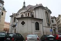 Kostel svatého Vojtěcha v Praze.