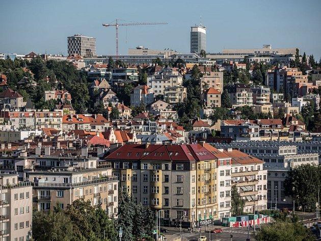 Praha Podolí.