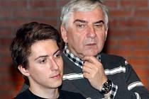 Vůbec poprvé se díky Amadeovi na jednom jevišti v hlavních rolích setkávají Miroslav Donutil a jeho syn Martin.