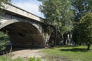 Opravy pražských mostů, Libeňský most, 15.8.2017