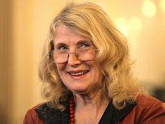 Zakladatelka Centra celoživotního vzdělávání Dana Steinová