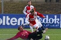 Ostrý test čeká mužstvo ve čtvrtek 14. února, kdy doma v rámci Poháru UEFA hostí Tottenham./Ilustrační foto