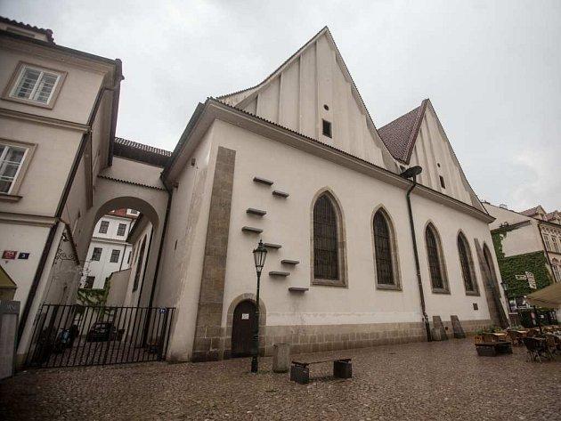 Betlémská kaple.