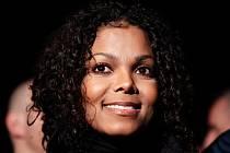 Americká zpěvačka Janet Jackson.