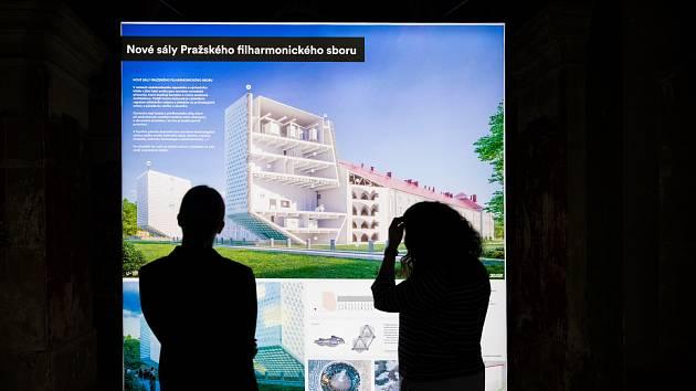 Národní památkový ústav představil projekt obnovy pražské Invalidovny.