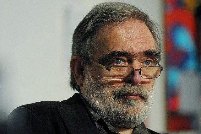 Signatář Charty 77 Jiří Gruntorád.