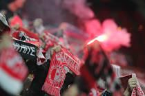 21. kolo první fotbalové ligy: Slavia Praha - Fastav Zlín 1:0 (1:0).