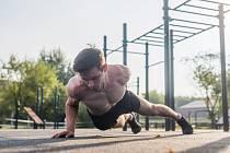 Fitness park. Ilustrační foto.