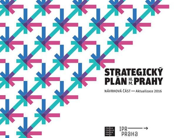 Strategický plán Prahy. Ilustrační foto.