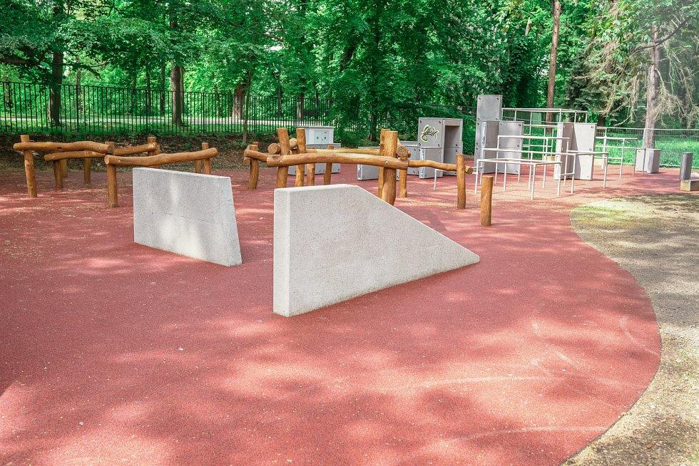 Piknik na Výstavišti. Revitalizovaný areál nabízí nové možnosti trávení volného času.
