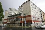 Bývalá restaurace a kavárna Svět v Praze-Libni.