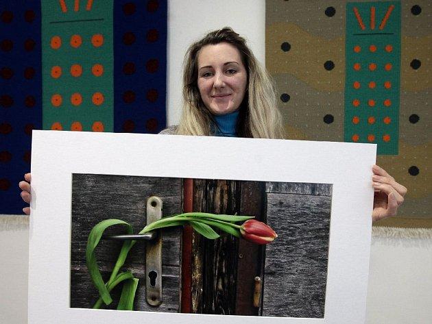 Benefiční výstava Tulipánový měsíc.