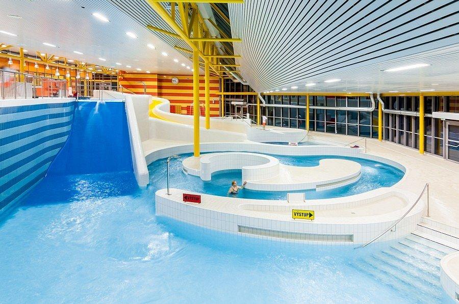 Aqucentrum Šutka. Aquapark.