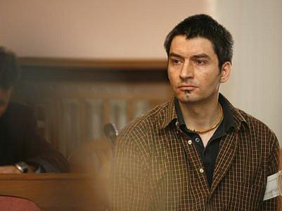 Obžalovaný Robert Neff Novák.